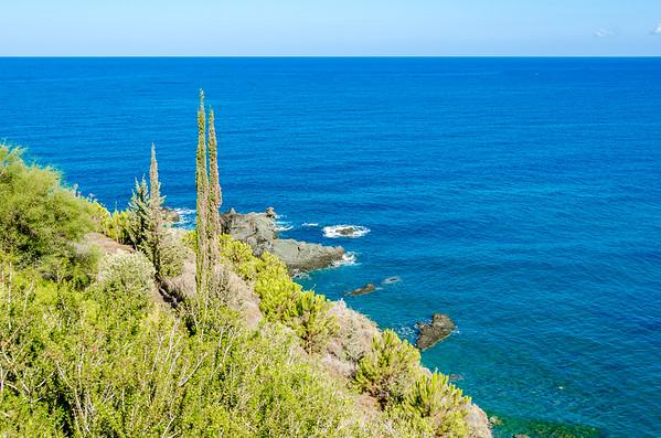 View from Villa Aquamarine