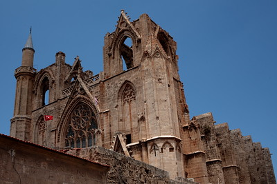 Cathedral, Famagusta, Cyprus