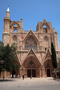 Cathedral in Famagusta