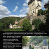 Castle KARLSTEJN, Czech Republic.<br /> September 7, 2009