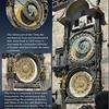 Astronomical clock, Old Town Square, Prague.