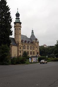 Walking Overcast Liberec