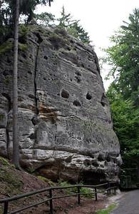 Trip to Hruba Skala, Valdstejn Castles