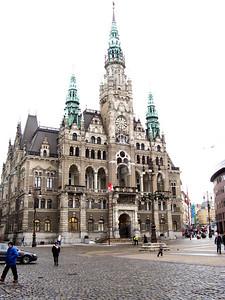 Liberec Town Hall.