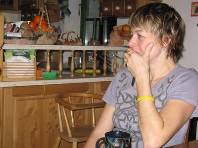 Renata at Mackarna.