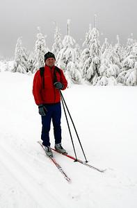 Bedrich also at Rozmezi, 999 meters above sea level.