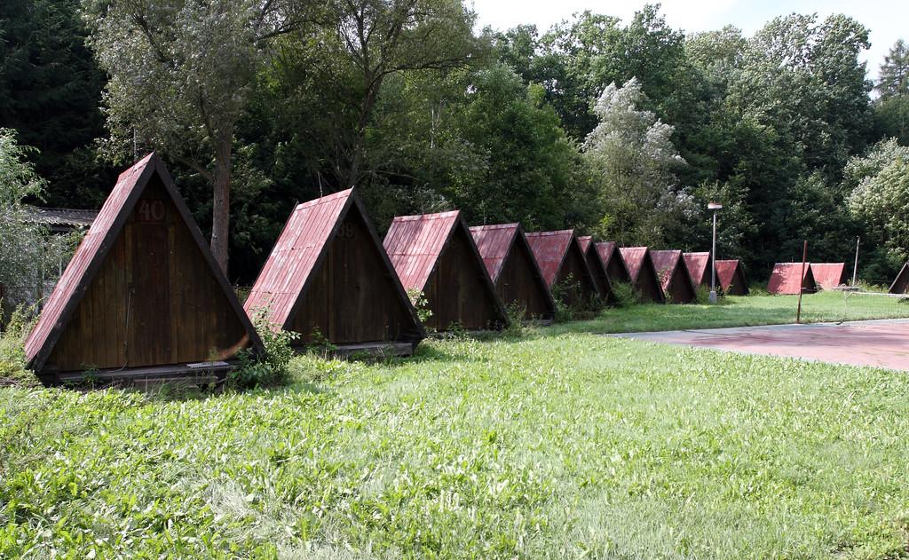 Stop in Mladejov summer camp.