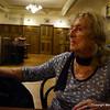 """Liba at restaurant """"U Petatricatniku"""".  Pilsen."""