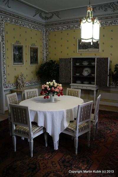 Kozel interior