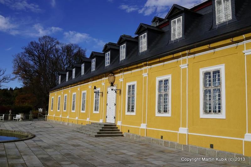 Castle Kozel near Pilsen.