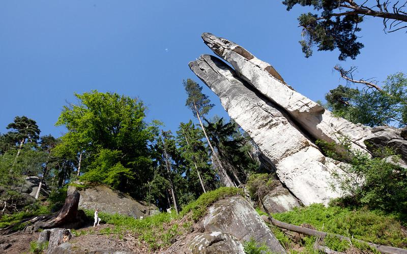 Prachov Rocks, Cesky Raj