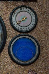 Astronomical Clock Detail: constellation
