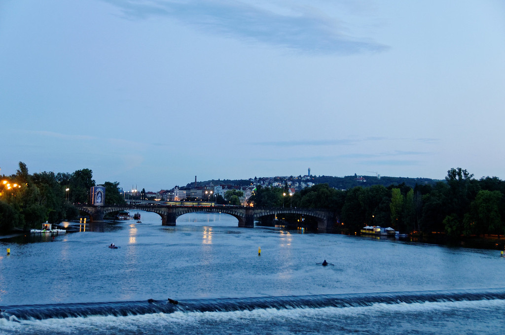 Charles Bridge / karluv most<br /> Praga, Republica Checa