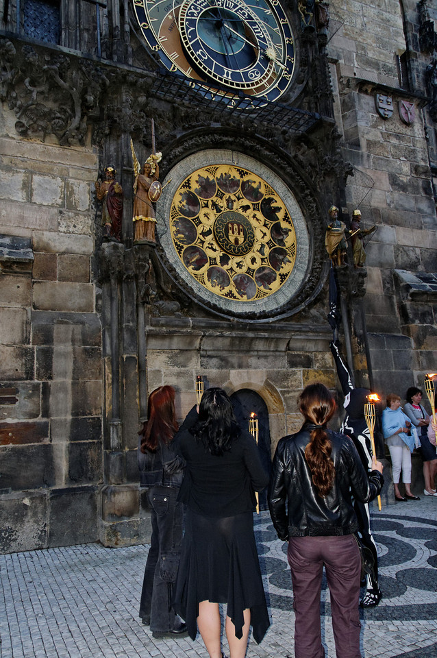 Astronomical Clock<br /> Praga, Republica Checa
