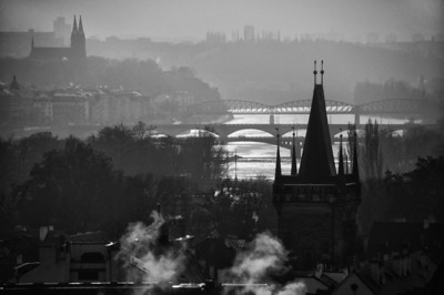 View from Prague Castle