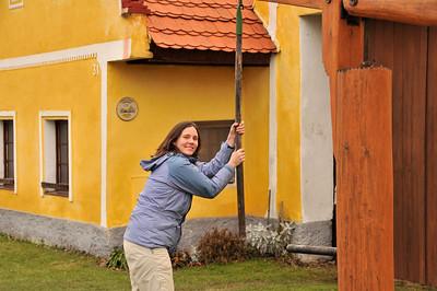 Holašovice, a cute little village