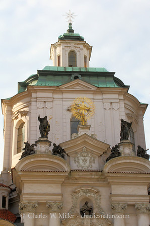 Church of St. Nicholas, Old Town Square, Prague