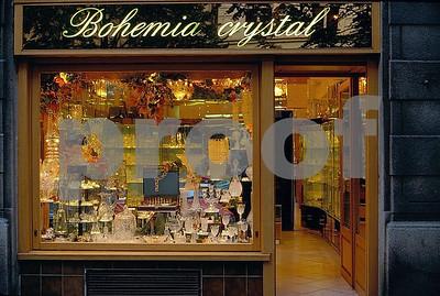 Prague Bohemia crystal