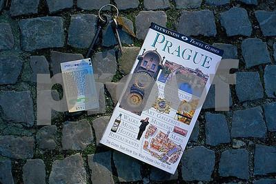 Prague travel lit 1097