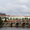 Charles Bridge with Castle