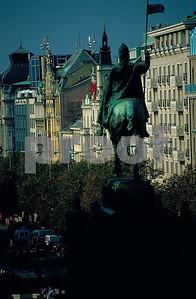 Prague St  Wenceslas
