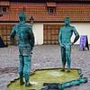 David Cerny Piss Sculpture