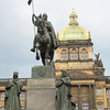 St. Wenceslas statue, Wenceslas Square, Prague