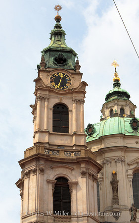 Church of St. Nicholas, Little Quarter, Prague