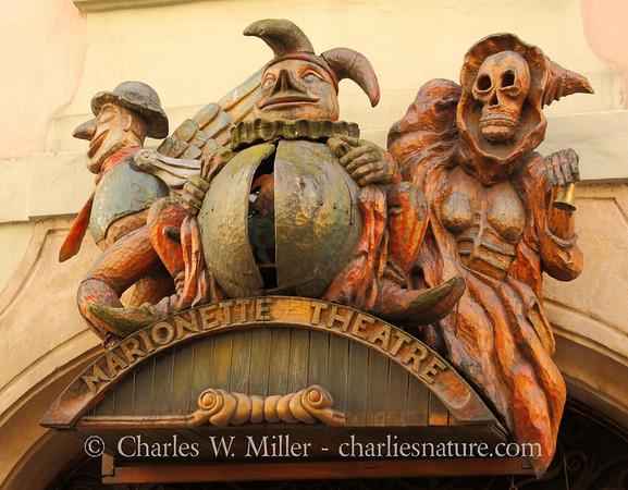 Marionettes, Prague