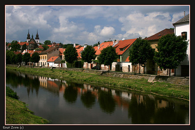 The Czech Republic  - Třebíč