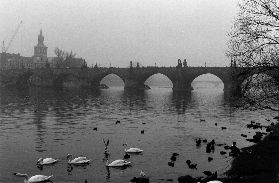 Charles Bridge, Prague - 1994