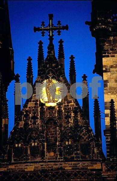 Prague Tyn Church 2