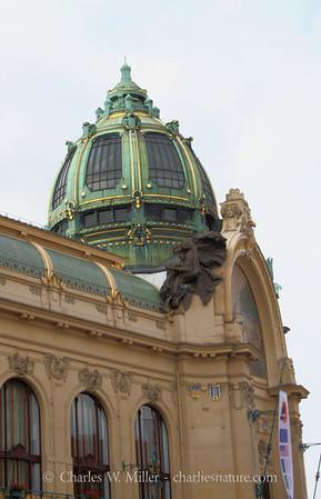 Municipal House, Prague