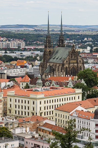 Brno's Cathedral I