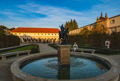 Wallenstein Palace, Prague