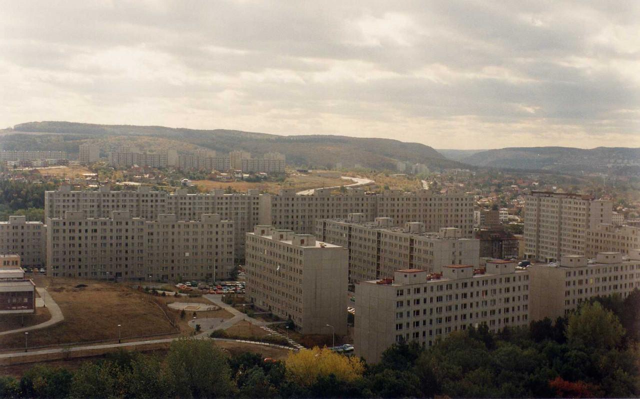 Modrany, Prague - 1992