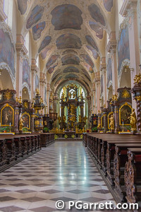 Cathedral at the Strahove Monestary