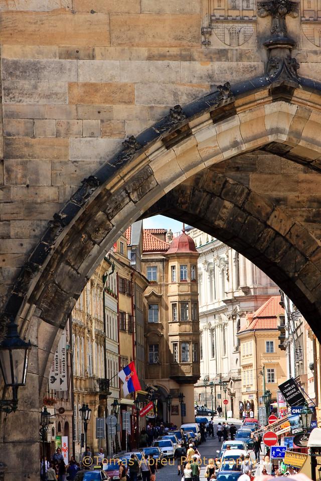 Old Prague and Charles Bridge