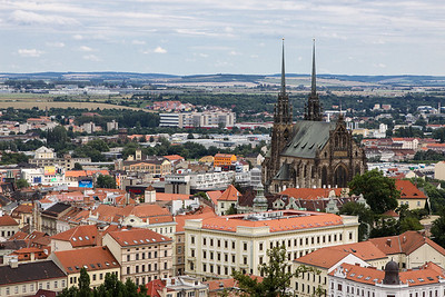 Brno's Cathedral II