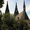 St. Peter & Paul Church, Vysehrad Castle, Prague