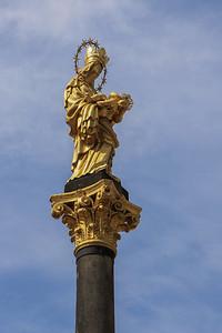 St. Bartholomew's Square Statue