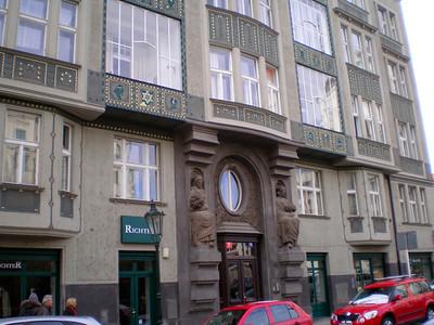 Prague Josefov