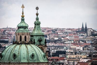 Praha Domes