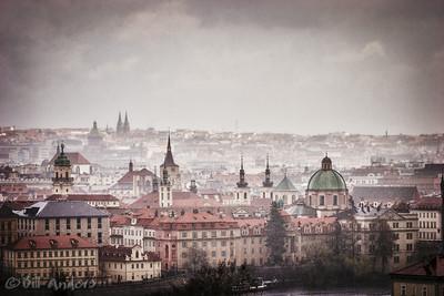 Rainy Praha