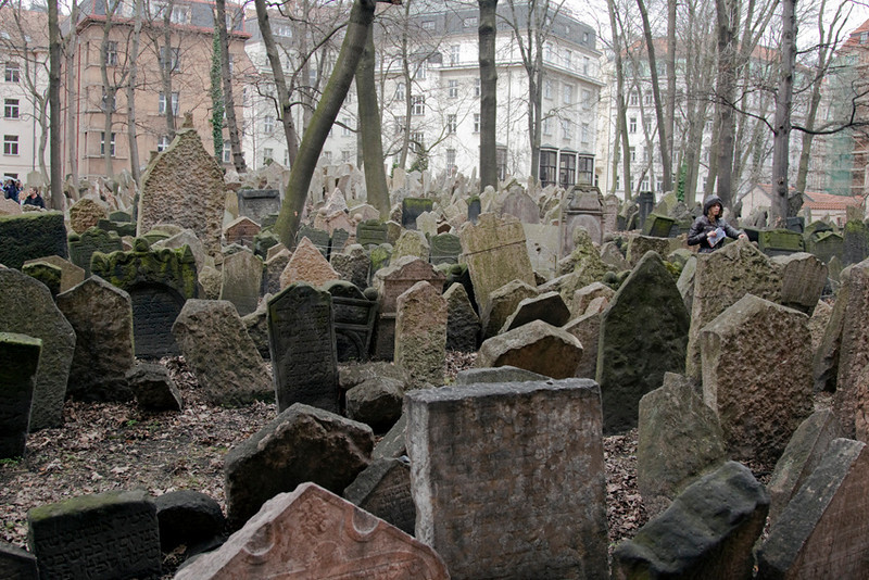 the best preserved Jewish historical Cemetry