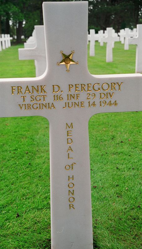 From Virginia to Normandy to win a Medal of Honor