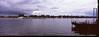 Barge traffic on the Rhine near Mainz<br /> Xpan w/30mm