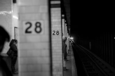 NYC Subway 2009