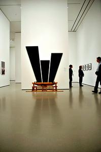 at the MoMA, 2009