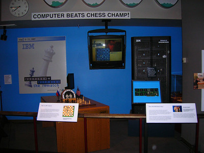 History of computing, Museum of American History
